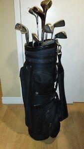 Sac et bâtons de golf à vendre Saguenay Saguenay-Lac-Saint-Jean image 4