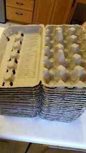 30 egg cartons  Peterborough Peterborough Area image 1