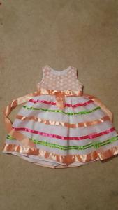 14 beautiful dresses size 3-4