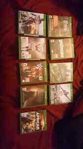 Xbox one games Regina Regina Area image 1