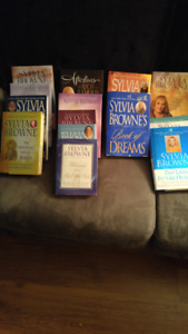Hard Cover Books by Sylvia Browne