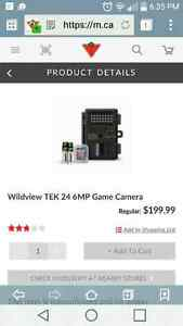 Wildview Tek 24 6mp trail cam