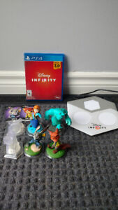Disney Infinity 3.0 Bundle PS4