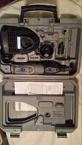 12 volt lithium ion max dremel with bits $300 obo