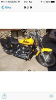 Beauty 750 Honda Shadow for sale! Must see!