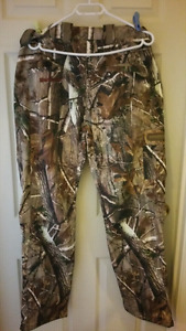Womens fall hunting suit