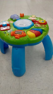 (105) Activity tables for $12 each