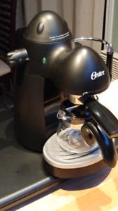 Cafetière espresso Oster