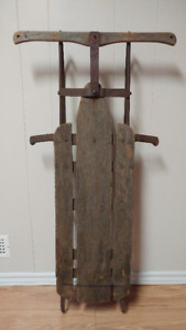 Antique Sleigh (Very Old)
