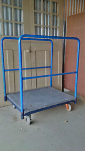 Screen Dolly for moving