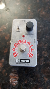 Basballs Nano Pedal - Great gift for your bass player!