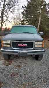 '99 gmc yukon for sale or parts