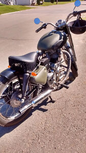 royal enfild bullet 500 1995