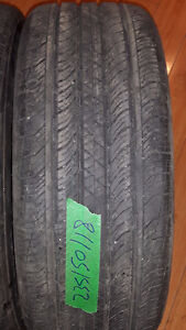 P235/50R18 Continental ProContact USED PAIR OF 2 TIRES 90% TREAD