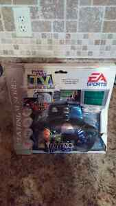EA Sports PLUG N PLAY TV Games, Football & Hockey, Original Box