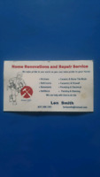 Renovation and Handyman Services since 1990