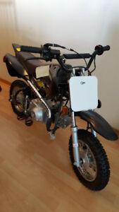 Tao mini dirt bike