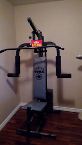 York 4180 Fitness Gym