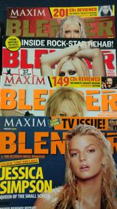 Maxim Magazines