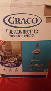 Graco DuetConnect LX with Multi-Direction Baby Swing - Asher