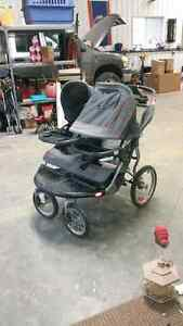 Baby Trends side by side Double Stroller
