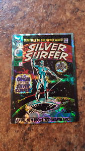 1992 First Issue Marvel Silver Surfer Card