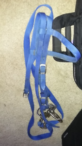 English, Western Tack and Harness parts for sale.