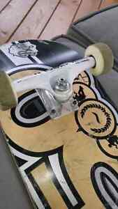 Skate Five-O/Truck Tunder comme neuf