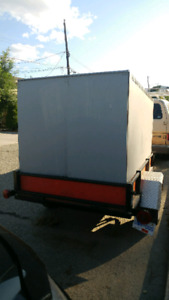 FOR SALE:  Utility Trailer