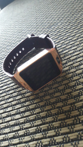 Android smartphone watch