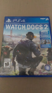 Watchdogs 2 for PS/4