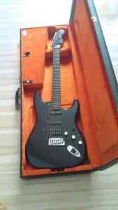 Fender Stratocaster FSR None More Black (2005)
