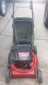 LAWNMOWER SALES / TRADE INS
