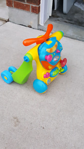 Free toy walker and play pen