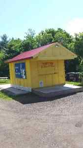 ice cream stand for sale  any reasonably offer