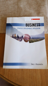 Textbook for Sale : Business - Strategy,Development,Application