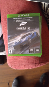 Forza 6 xbox one sealed