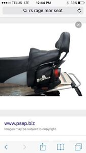 Looking for rear seat Yamaha Rage