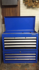 Tool chest and extension