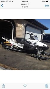 Trade for fishing boat. 2010 Arctic Cat m8