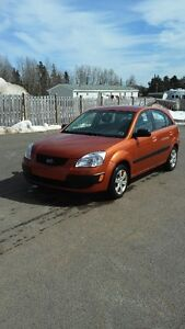 2008 Kia Rio 5 Hatchback(PRICE REDUCED)
