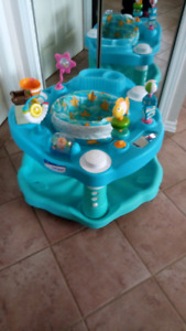 EVENFLO EXERSAUCER.
