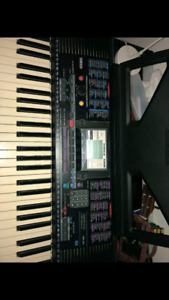 Yamaha  PSR 220  keyboard (stand included!)