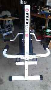 Weider Flex 110 home gym  $75 obo.