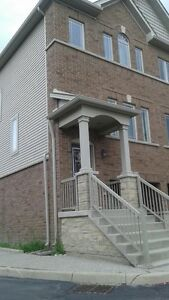 End unit townhome for rent...