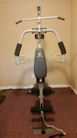 HOME GYM FOR SALE (MINT CONDITION)