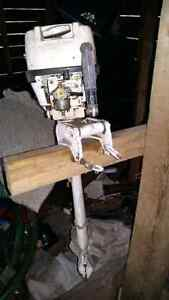 Sears 4hp vintage outboard