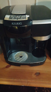 Selling Keurig with milk froster