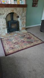Persian style rug - carpet