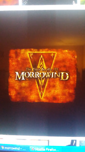 Looking for Morrowind PC game
